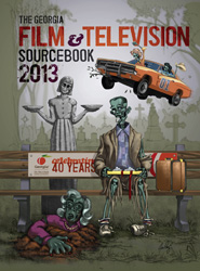 2013 Georgia Film & Television Sourcebook